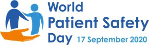 World Patient Safety Day 2020 Logo Vector