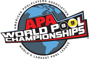 World Pool Championships (APA) Logo Vector