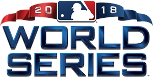 World Series 2018 Logo Vector