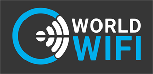 World Wi-Fi Logo Vector