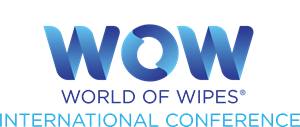 WOW | World of Wipes International Conference Logo Vector