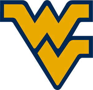 WVU (West Virginia University) Logo Vector