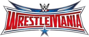 WWE WrestleMania 32 Logo Vector
