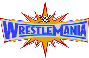 WWE WRESTLEMANIA 33 Logo Vector