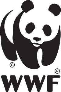 WWF (World Wildlife Fund) Logo Vector