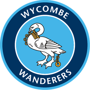Wycombe Wanderers FC Logo Vector