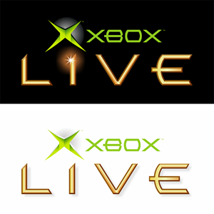 xbox live logo vector cdr free download