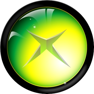 XBOX Button Logo Vector
