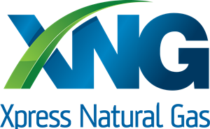 Xpress Natural Gas (XNG) Logo Vector