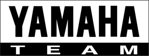 Yamaha Team Logo Vector