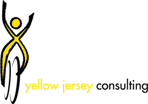 Yellow Jersey Consulting Logo Vector