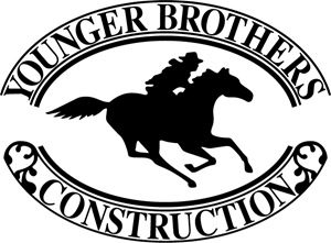 Younger Brothers Construction Logo Vector
