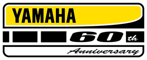 yamaha 60th anniversary Logo Vector