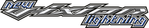 Yamaha New V-ixion Lightning Logo Vector