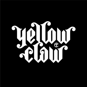 Yellow Claw (Old) Logo Vector