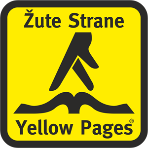 yellow pages - zute strane Logo Vector