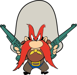 yosemite sam Logo Vector