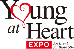 Young at Heart Expo Hawaii Logo Vector