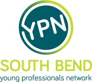 Young Professionals Network (YPN) South Bend Logo Vector