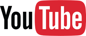 Youtube flat Logo Vector