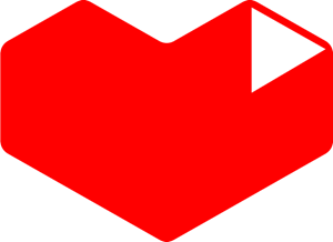 YouTube Gaming Icon Logo Vector