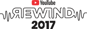 YouTube Rewind 2017 Logo Vector