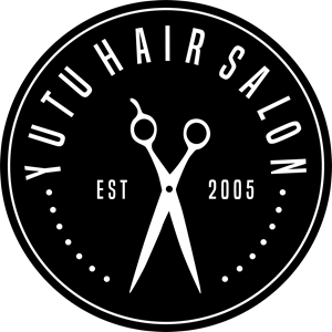 Yutu Hair Salon Logo Vector