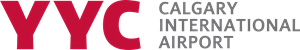 YYC Calgary International Airport Logo Vector