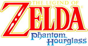 Zelda Phantom Hourglass Logo Vector