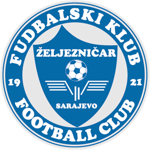 Zeljeznicar Footbal Club Logo Vector