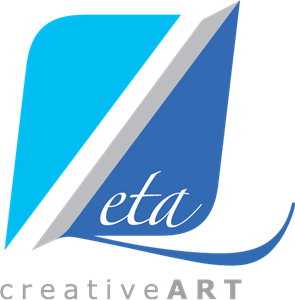 Zeta Creative Art Logo Vector