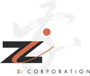 Zi Corporation Logo Vector