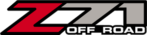 Z71 Off Road Logo Vector