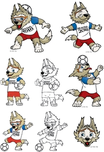World Cup 2018 Russia Png