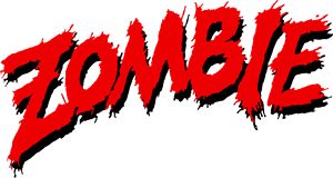 Zombie - Dawn of the Dead Logo Vector