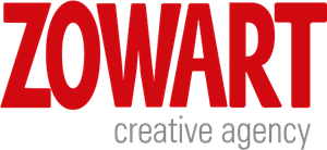 ZOWART Creative Agency Logo Vector