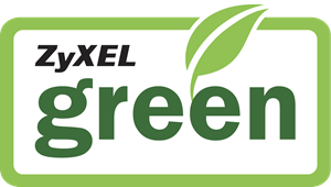 ZyXEL Green Logo Vector