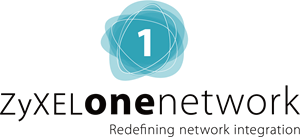 ZyXEL ONE Network Logo Vector